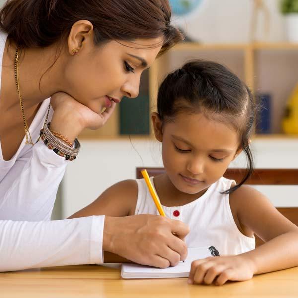 Aide aux devoirs avec Adaée