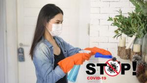 Adaée met en place un protocole ménage Coronavirus
