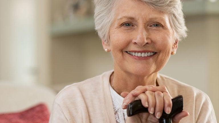 Le maintien à domicle des personnes âgées